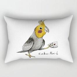 Cocka-tea-l Rectangular Pillow