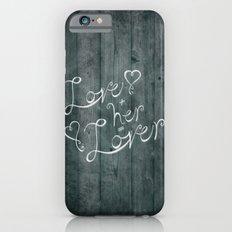 Love + her iPhone 6s Slim Case