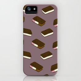Ice Cream Sandwiches iPhone Case