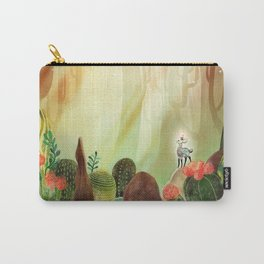 Cactus forest Carry-All Pouch