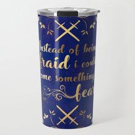 The Cruel Prince Artwork Travel Mug