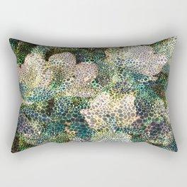 Funky fresh interior and fashion prints Rectangular Pillow