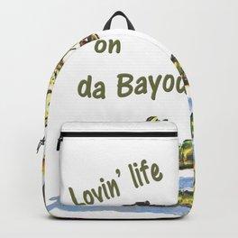 On da Bayou Backpack
