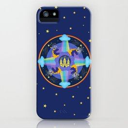 MAGICAL KINGDOM iPhone Case
