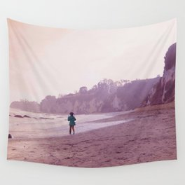 ghost girl  Wall Tapestry