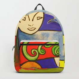 Embraceable You #society6 #decor #buyart Backpack
