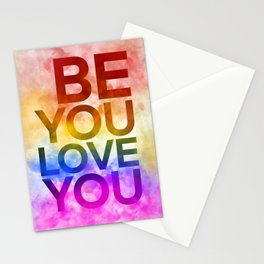 BE YOU LOVE YOU 125 Stationery Cards