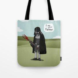 I am your Farmer Tote Bag