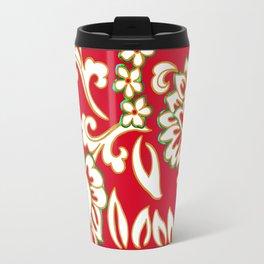 Tropical Eggnog Punch Travel Mug