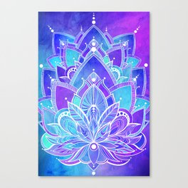 Complete Zen Canvas Print