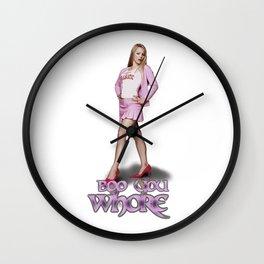 Mean Girls - Regina George Wall Clock