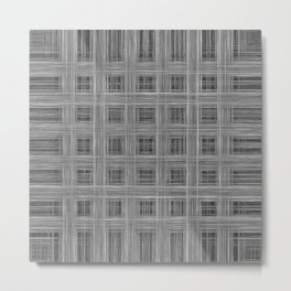 Ambient 10 (Grayscale) Metal Print