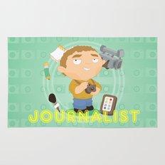 Journalist Rug