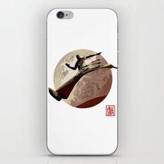Capoeira 767 iPhone & iPod Skin