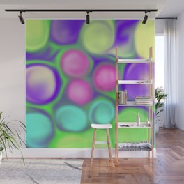 Fruity colours Wall Mural