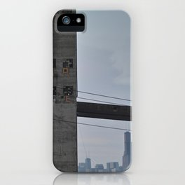 Progress and Decay iPhone Case