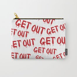 Get Out Horror House Carry-All Pouch