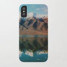 New Zealand Glacier Landscape Slim Case iPhone X