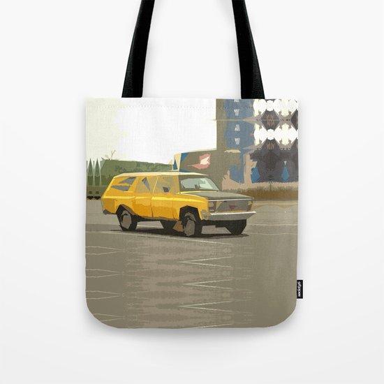 Eric's New Age Suburban Dream Tote Bag