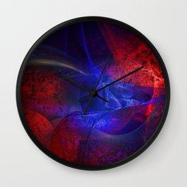 Veloxia by Jen-François Dupuis Wall Clock