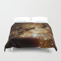 peter pan Duvet Covers featuring Peter Pan by zeebee