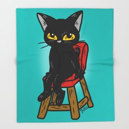 Chair Throw Blanket