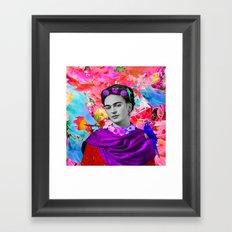 Freeda Framed Art Print