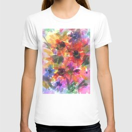 Sunflower Carnival T-shirt