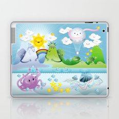 Happy land Laptop & iPad Skin