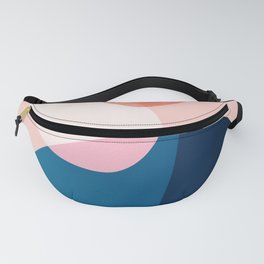 Abstraction_Balance_Minimalism_004 Fanny Pack
