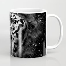 Tiger Head Wildlife Mug