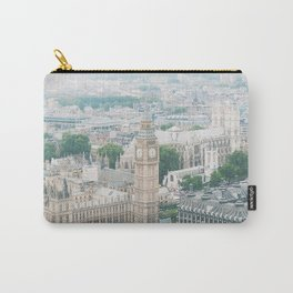 London Skyline Travel Photography Carry-All Pouch