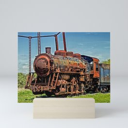 Rusted Glory Mini Art Print