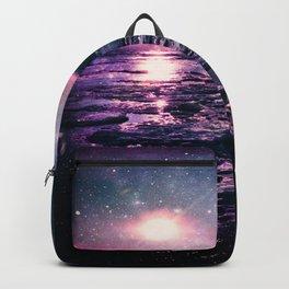 Mystic Waters Mermaid Gradient Backpack