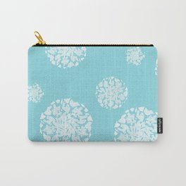 Mint snowballs Carry-All Pouch