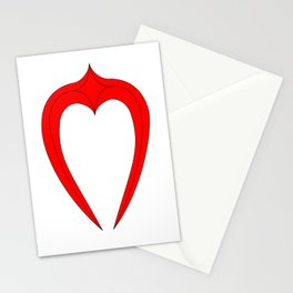 Rendered Logo Print Stationery Cards