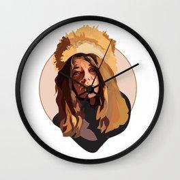 Janis Wall Clock
