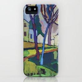 Marticville iPhone Case