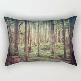 Outdoor Adventure Rectangular Pillow