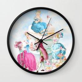 Sweet Celebrations Wall Clock