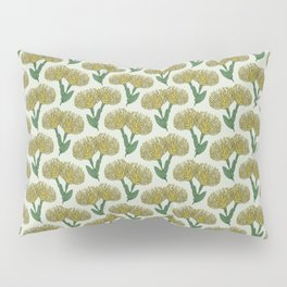 Pin Cushion Protea (Yellow) Pillow Sham