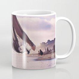 Sea and balloons Coffee Mug