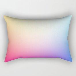 IRIS / Plain Soft Mood Color Blends / iPhone Case Rectangular Pillow