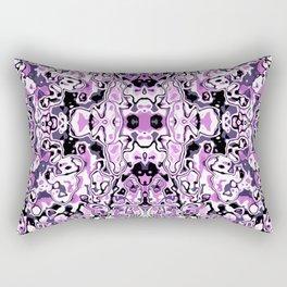 Raindrops 2 Rectangular Pillow