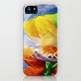 Hero of Time iPhone Case