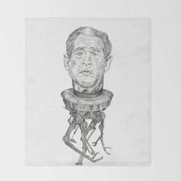 Bionic Bush Throw Blanket