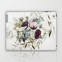 Rustic and Free Bouquet Laptop & iPad Skin