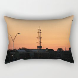 Atlanta Sunrise Rectangular Pillow