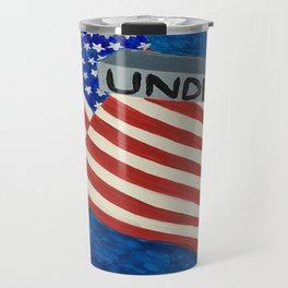 One Nation Under God Travel Mug