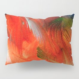 Freedom With Art Pillow Sham